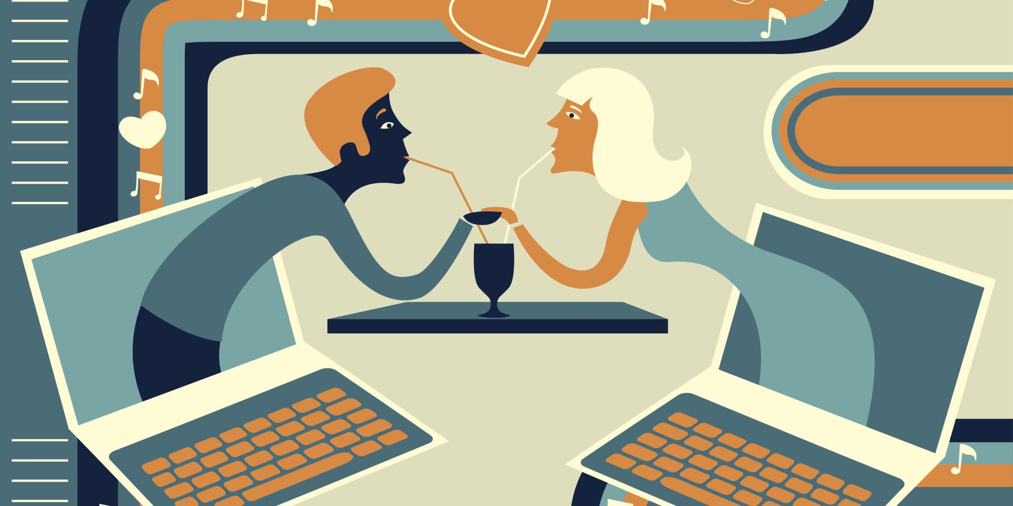 Beneficiile comunității de dating online